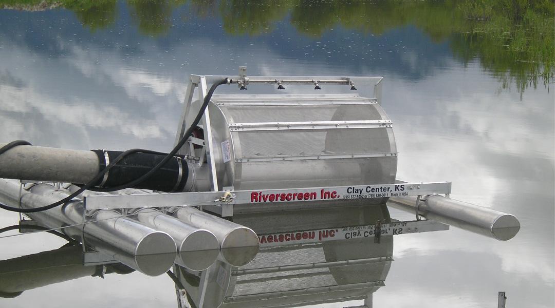 Filtro Riverscreen