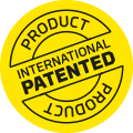 International-patented-product
